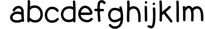 Going Camping - A Handwritten Font Font LOWERCASE