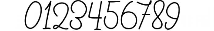 Golden Bridge Font Duo 2 Font OTHER CHARS