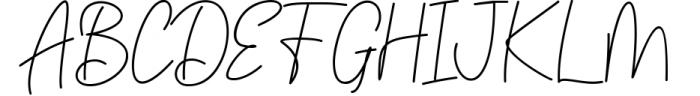 Golden Bridge Font Duo 2 Font UPPERCASE