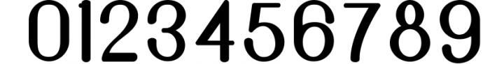 Golden Bridge Font Duo 3 Font OTHER CHARS