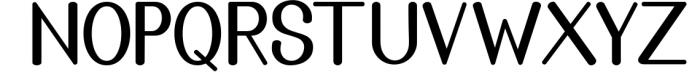 Golden Bridge Font Duo 3 Font LOWERCASE