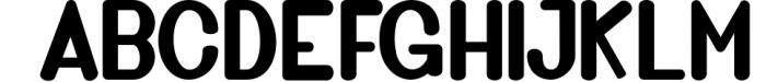 Golden Bridge Font Duo Font LOWERCASE
