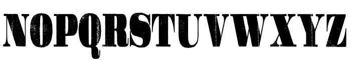 GOTCHA PERSONAL USE Font LOWERCASE