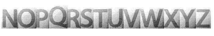 GOTFADED Font UPPERCASE