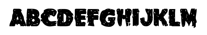 Goblin Creek Font UPPERCASE