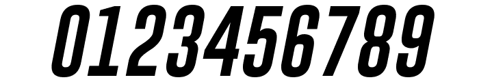 Gobold Extra1 Italic Italic Font OTHER CHARS