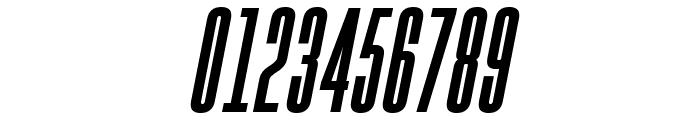 Gobold High Bold Italic Italic Font OTHER CHARS