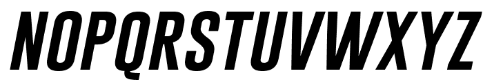 Gobold Italic Italic Font LOWERCASE