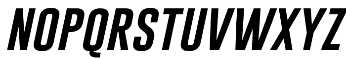 Gobold Italic Font LOWERCASE
