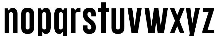 Gobold Lowplus Font LOWERCASE