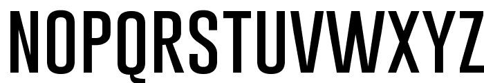 Gobold Thin Font LOWERCASE