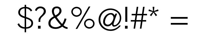 GoetheGothic Font OTHER CHARS