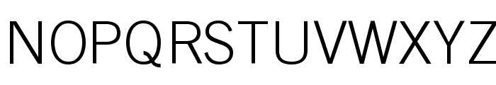 GoetheGothic Font UPPERCASE