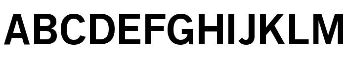 GoetheGothicBold Font UPPERCASE