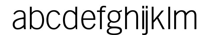 GoetheGothic Font LOWERCASE