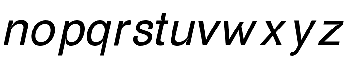 Gogating Book Inktrap Inktraps Italic Font LOWERCASE