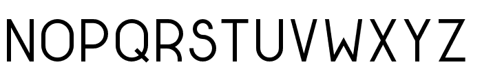 Golden Ratio Demo Regular Font LOWERCASE