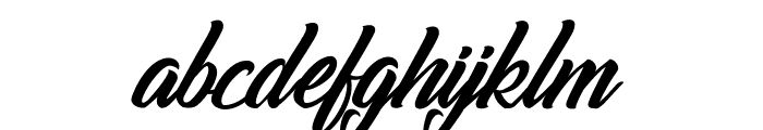 Goldfinger Kingdom Font LOWERCASE