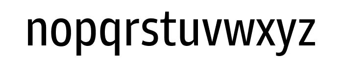 Goldman Sans Condensed App Font LOWERCASE
