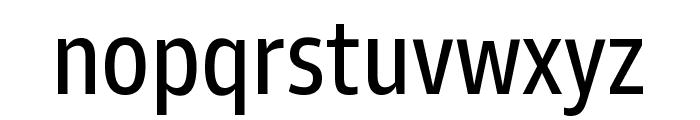 Goldman Sans Condensed VF Regular Font LOWERCASE