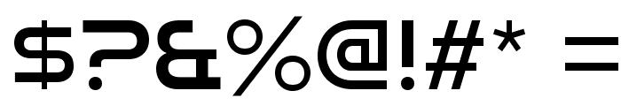 GoodTimesRg-Regular Font OTHER CHARS
