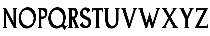 Goodfish-Bold Font UPPERCASE