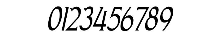 Goodfish-Italic Font OTHER CHARS