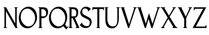Goodfish-Regular Font UPPERCASE