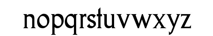 Goodfish-Regular Font LOWERCASE