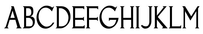 Goodfish Font UPPERCASE