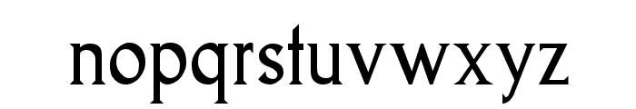 Goodfish Font LOWERCASE