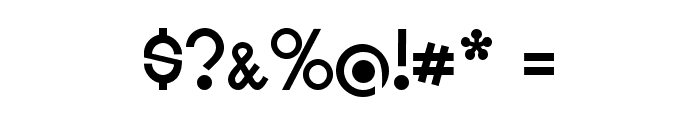 Googee Font OTHER CHARS