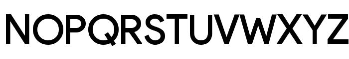 Google September 2015 Regular Font UPPERCASE
