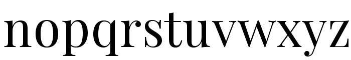 Google Font LOWERCASE