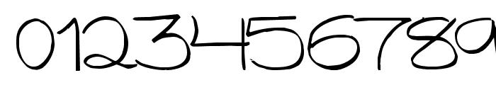 GorillaComix-Light Font OTHER CHARS