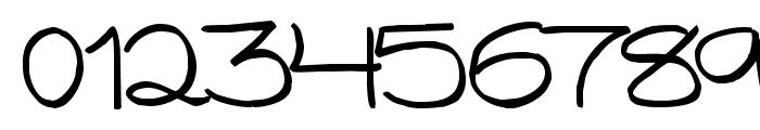 GorillaComix-Regular Font OTHER CHARS