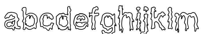 GotBrain Font LOWERCASE