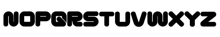 Gota Font UPPERCASE