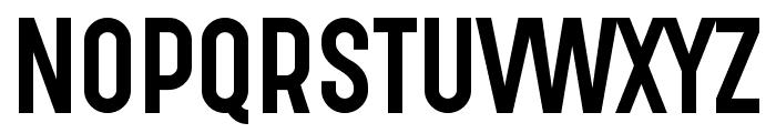 Gotcha Gothic Font UPPERCASE