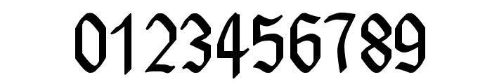 GotenborgFraktur Font OTHER CHARS