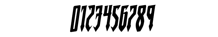 Gotharctica Rotalic Font OTHER CHARS
