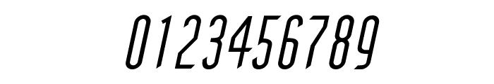 Gothikka Italic Font OTHER CHARS