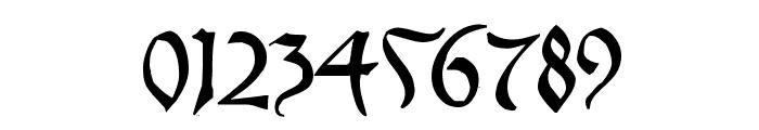 GoticaBastard Font OTHER CHARS