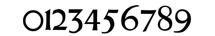 GotischWeissUNZ1A-Italic Font OTHER CHARS