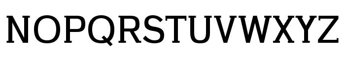 Gotu Font UPPERCASE