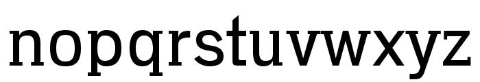 Gotu Font LOWERCASE