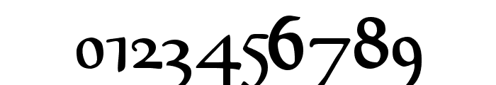Goudy Medieval Alternate Font OTHER CHARS