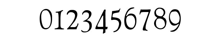 GoudyTwenty Font OTHER CHARS