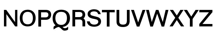 Goulong Bold Font UPPERCASE