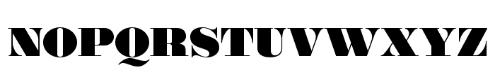 Gourmandise Font UPPERCASE
